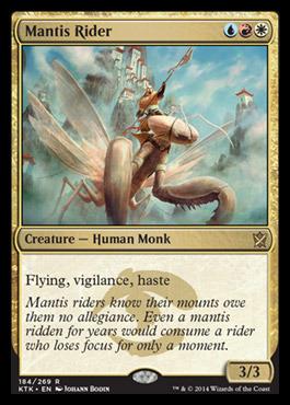 mantisrider