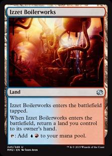 Izzet-Boilerworks